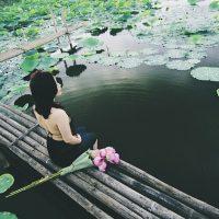 vivre avec l'aide de la nature